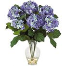 Silk Hydrangea Flower Arrangements