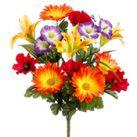 Silk Flower Bushes