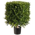 Round & Square-Shaped Artificial Topiary