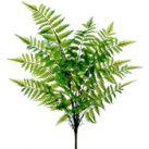 Silk Unpotted Fern Plant Bush