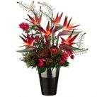 Tropical Artificial Flower Arrangements