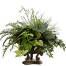 Silk Potted Houseplants
